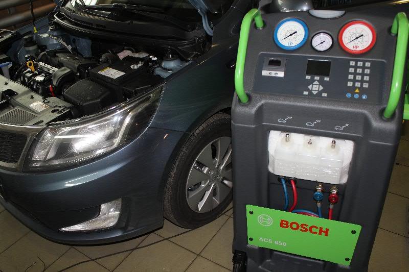 Ремонт и обслуживание автомобильного кондиционера оборудование установка кондиционера в